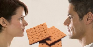 Sexual urges curbed with crackers