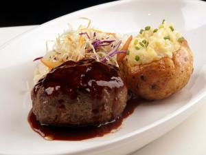 Sirloin Steaks Grilled On Lava Australian Wagyu