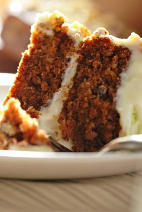 Carrot Fruit Cake