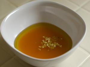 Tangerine Salad Dressing