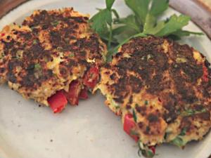 Maryland Crab Cake Superbowl Recipe - Healthy