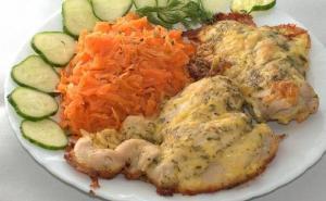 Alfredo Chicken