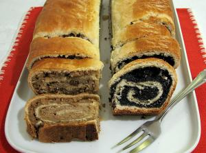 Poppy Seed Or Walnut Roll