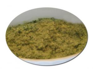 Spinach Dip With Crudites
