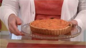 Apricot and Almond Paste Tart - Part 1: Filling