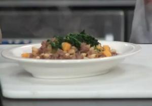 White Bean and Lamb Soup