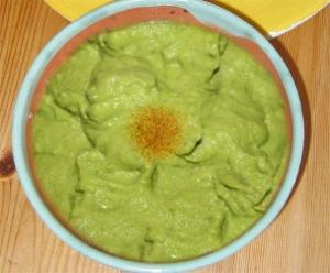 Green Pea Puree