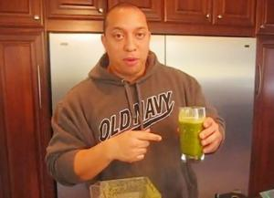 Raw Super Spinach Shake