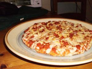Pizza Made from Scratch