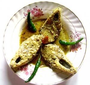 Fish Paturi