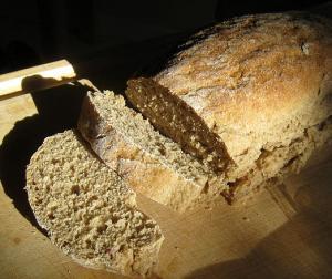 Oatmeal Rye Bread