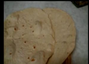 How to make Flour Tortillas - My style