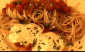 Italian Chicken Parmigiana