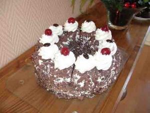 Diplomat Cake