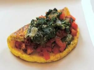 Cedarlane Spinach and Mushroom Egg White Omelette Made Better! Freezerburns (Ep559)