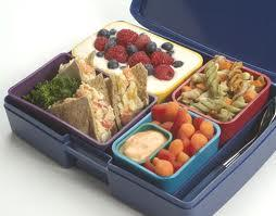 Los Angeles Lunch Box Ideas -- Los Angeles Lunch Box