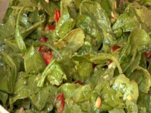 Aphrodisiac Salad & Mojitos