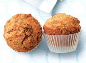 Maple Bran Muffins