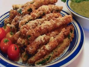 Betty's Zucchini Fries
