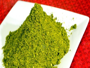 Karivepaku Podi / Curry Leaf Spice Powder - Indian Condiment