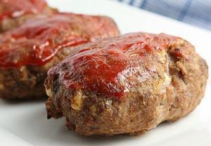 Little Meat Loaves