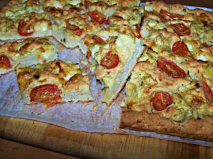 Gluten Free Focaccia Bread