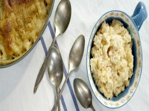 How To Make A Baked Rice Pudding