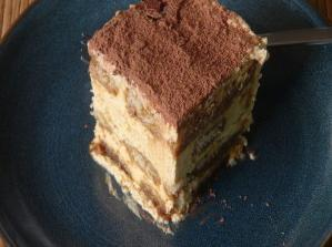 Coffee Dulce de Leche Ice Box Cake