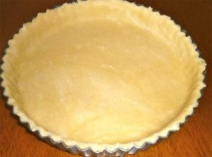 Sweet Pastry Dough