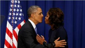 Prez Obama on Pre Valentines Day Date