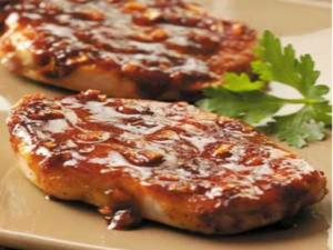 Spicy Plum Sauce Pork - Part 1