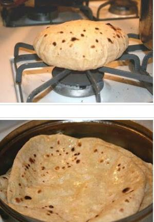 Cooking By Heart: Dad Teaching Me How To Make Chapati