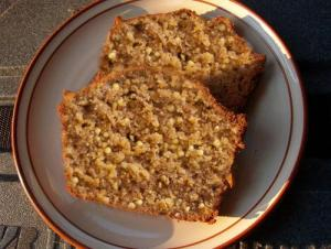 Millet Wheat Bread