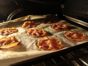 Pancetta Bacon Chips