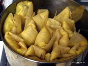 How To Make Classic Tamales www.hispanicfoodnetwork.com