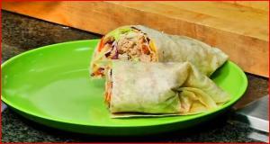 Haili's Hawaiian Foods - Kalua Pig Wrap