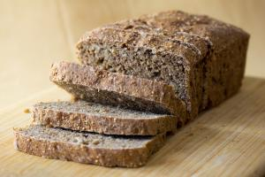 Whole Grain and Seed Bread