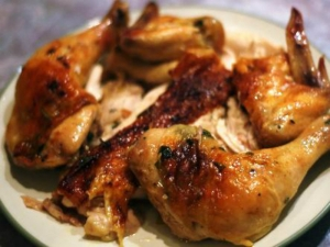 Roast Chicken Legs
