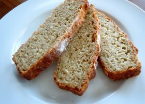 Oat Wheat Bread