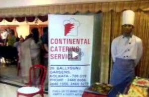 About Continental Catering Services