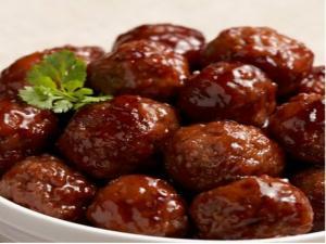 Mediterranean Meatballs