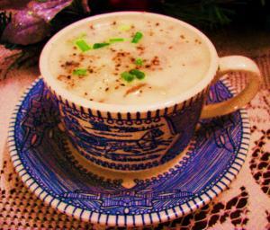 Gluten Free New England Clam Chowder Recipe