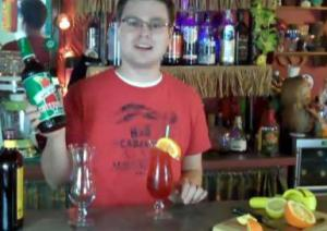 Hurricane Cocktail Taste Test