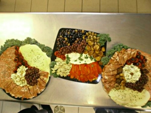 Get High On Protein With Healthier Sausage Antipasto Platter