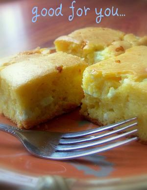 Projara - Corn Bread with Cheese