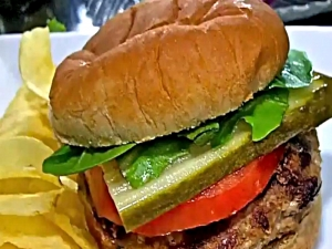 Easy Turkey Burgers: How to Make Juicy, Flavorful Turkey Burgers