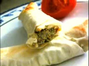 Burek Pastry Roll