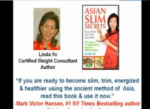 Linda Yo's Book-Asian Slim Secrets
