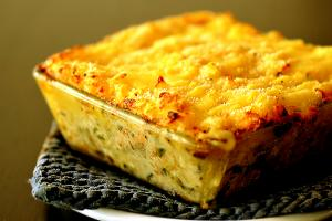 Halibut Pie