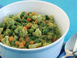 Mixed Vegetable Bhopali Style